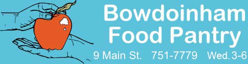 Serving the Bowdoinham & Bowdoin Communities